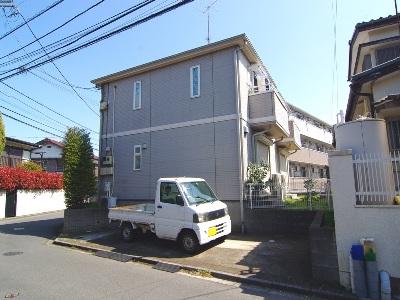一棟売りアパート 船橋市飯山満町2丁目 外観写真