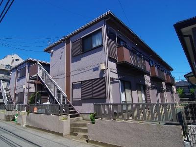 2棟一括売リアパート 船橋市薬円台1丁目 外観写真