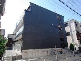 一棟売りアパート 船橋市本中山7丁目 B0546