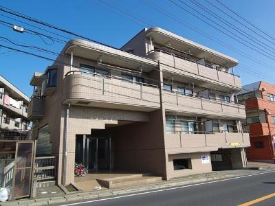 三増ビルⅤ 船橋 賃貸マンション 外観写真