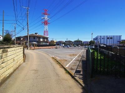 土地 船橋市二和西6丁目 現地写真