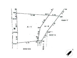 土地 船橋市宮本7丁目 区画図