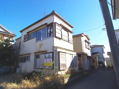 土地 船橋市田喜野井2丁目 現地写真