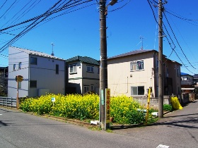 土地 船橋市田喜野井1丁目 L1604