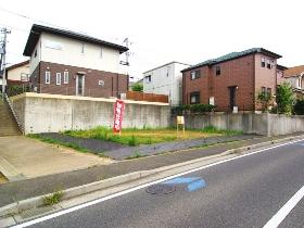 土地 船橋市坪井東5丁目 L1615