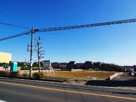 土地 船橋市芝山4丁目 L1764