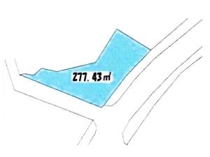 土地 船橋市田喜野井4丁目 区画図