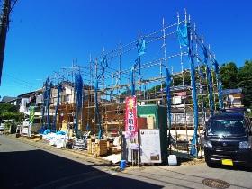 新築一戸建て 船橋市駿河台2丁目 N2506-2
