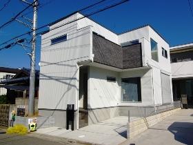 新築一戸建て 船橋市習志野台5丁目 N2547