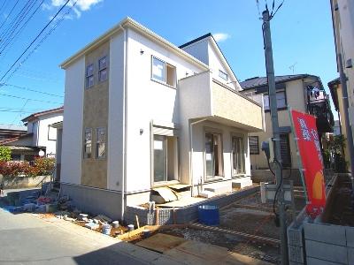 新築一戸建て 船橋市三山4丁目 外観写真