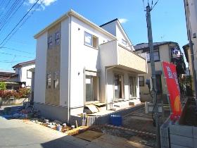 新築一戸建て 船橋市三山4丁目 N2551