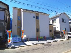 新築一戸建て 船橋市高根台6丁目 N2576