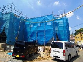 新築一戸建て 船橋市夏見6丁目 N2578