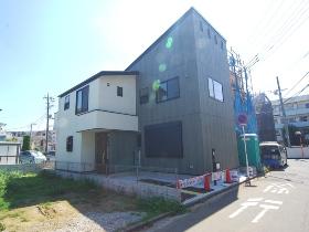 新築一戸建て 船橋市七林町 N2582
