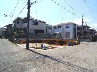 新築一戸建て 新築一戸建て 船橋市松が丘3丁目 外観写真