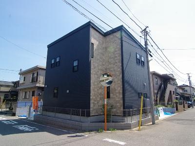 新築一戸建て 船橋市松が丘4丁目 外観写真