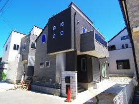 新築一戸建て 船橋市中野木1丁目 N2604