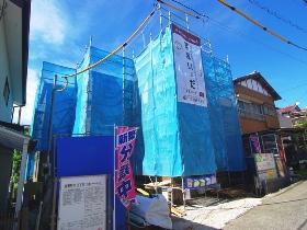 新築一戸建て 船橋市田喜野井4丁目 N2607