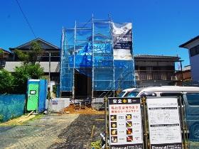 新築一戸建て 船橋市田喜野井2丁目 N2609