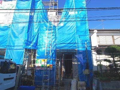 新築一戸建て 船橋市北本町2丁目 外観写真