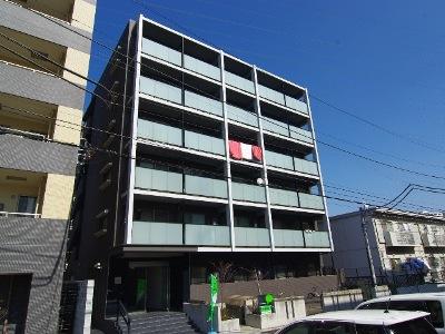 プロシード船橋本町 船橋 賃貸マンション 外観写真