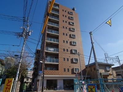 CAMUS FUNABASHI 船橋 賃貸マンション 外観写真