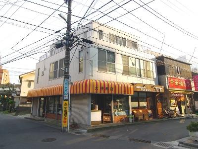 田久保ビル 船橋 貸事務所 外観写真