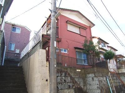 中古一戸建て 船橋市飯山満町3丁目 外観写真